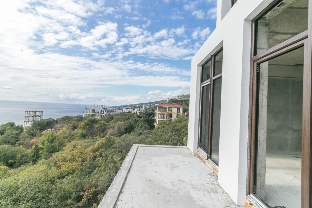 Фото'Панорамный дом в Гаспре'
