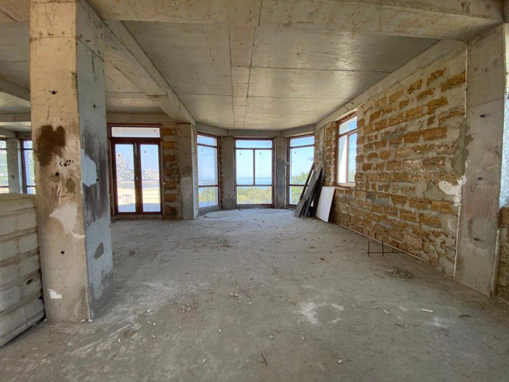 Фото'Дом с шикарным видом на море'
